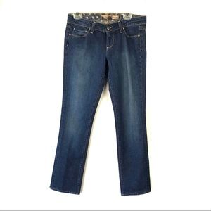 Paige Blue Heights Skinny Leg Jeans
